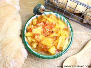 mango chutney rezept vegan