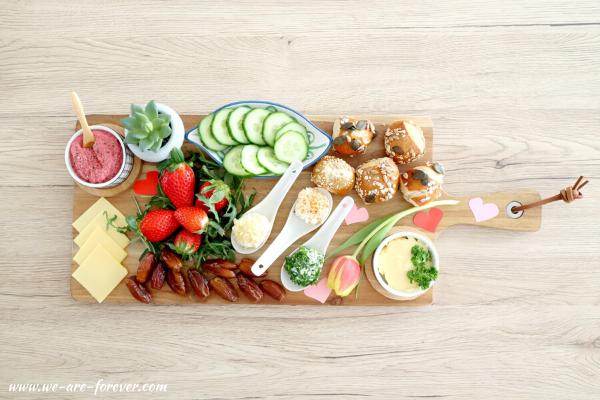 Ideen Muttertagsfrühstück