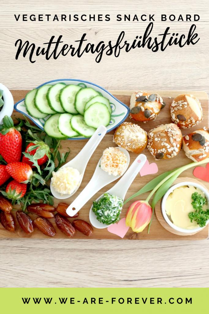 brunch muttertag selber machen rezepte - Ideen Muttertagsfrühstück