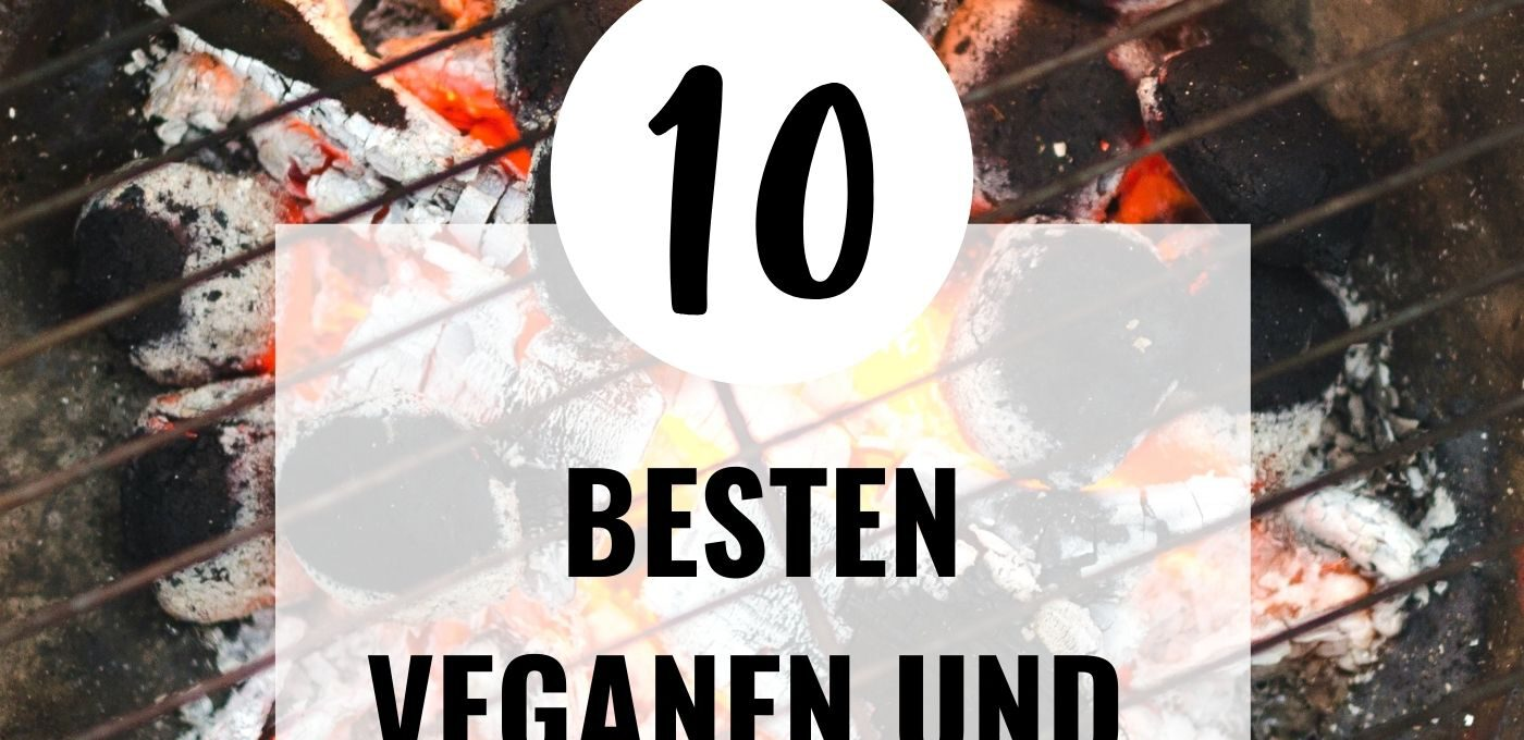 Die besten Grillbücher mit veganen und vegetarischen Rezepten