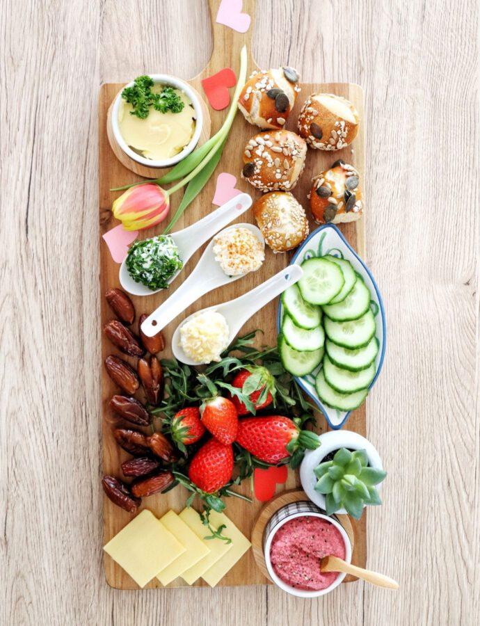 Ideen für das Muttertagsfrühstück