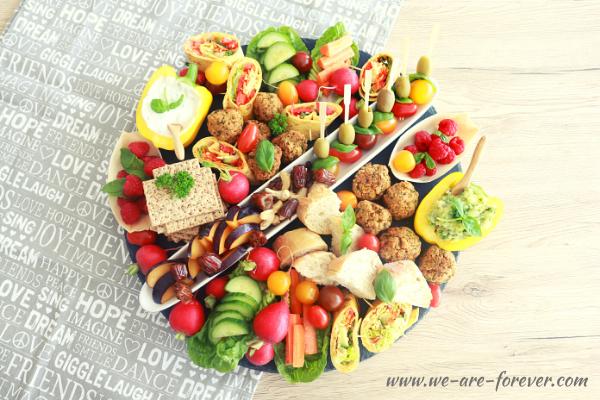 vegane tofubällchen