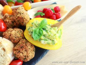 einfache vegane kartoffelcreme