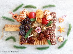 veganes fingerfood zu weihnachten