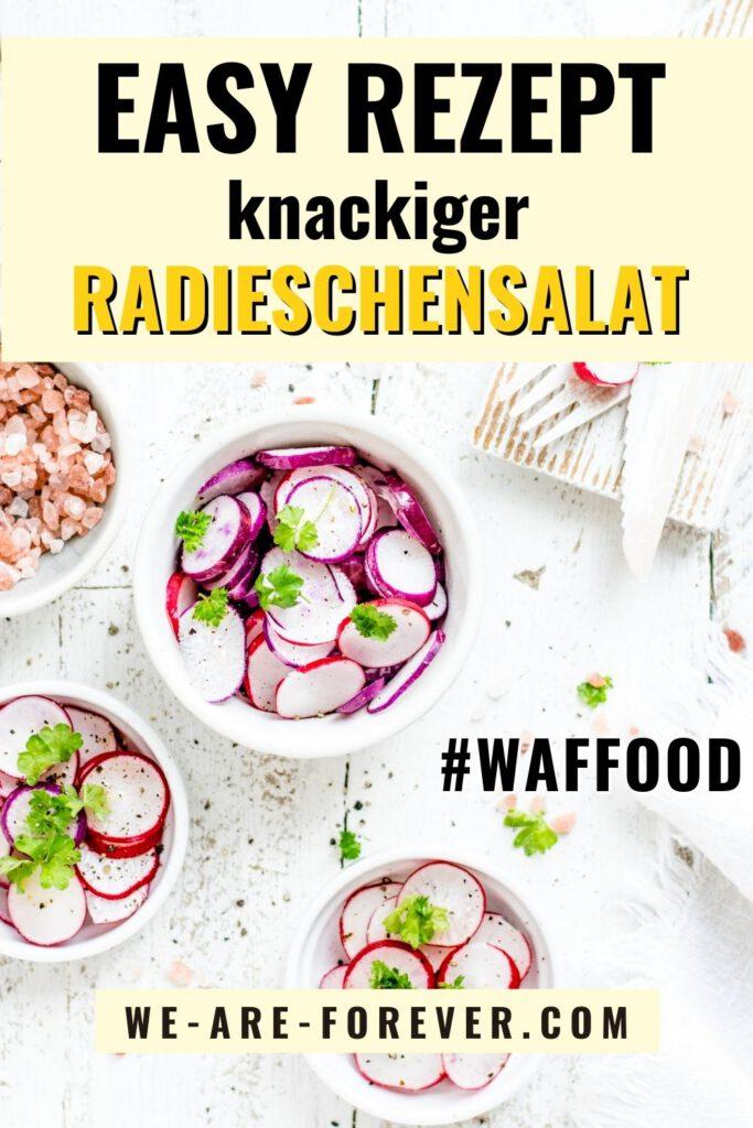 radieschen für salat