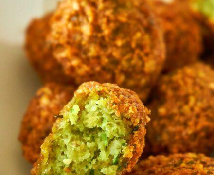 Vegane Falafel – schnell und einfach