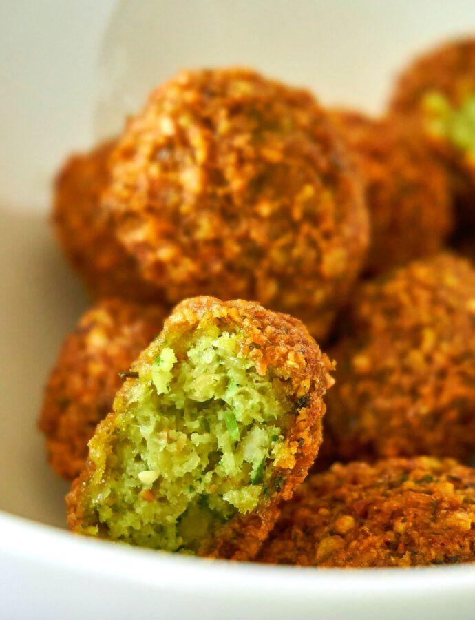 Vegane Falafel || schnell und einfach