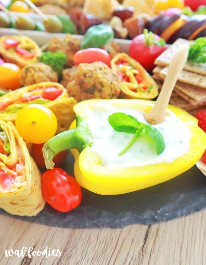 veganer-frischkaese-dip