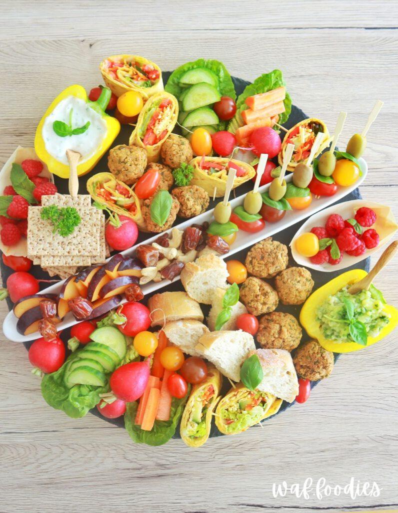 vegane-snackplatte