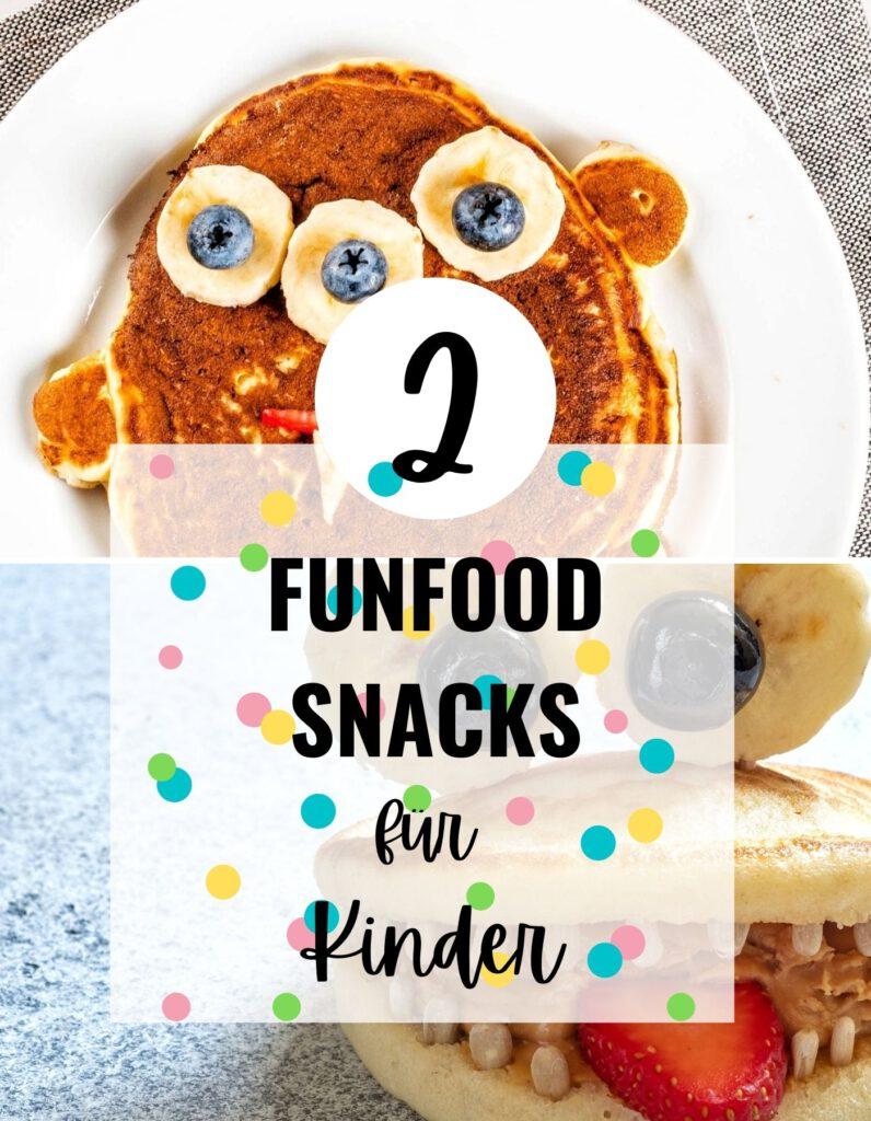 fun food für kinder