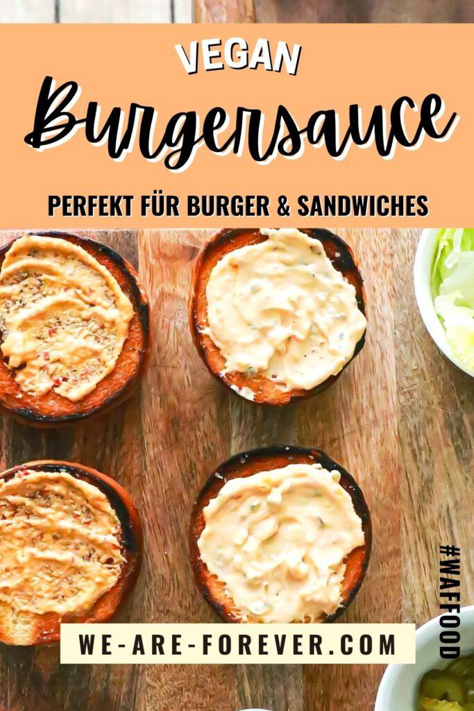 vegane-burgersauce