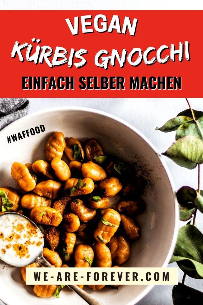 vegane kürbis gnocchi