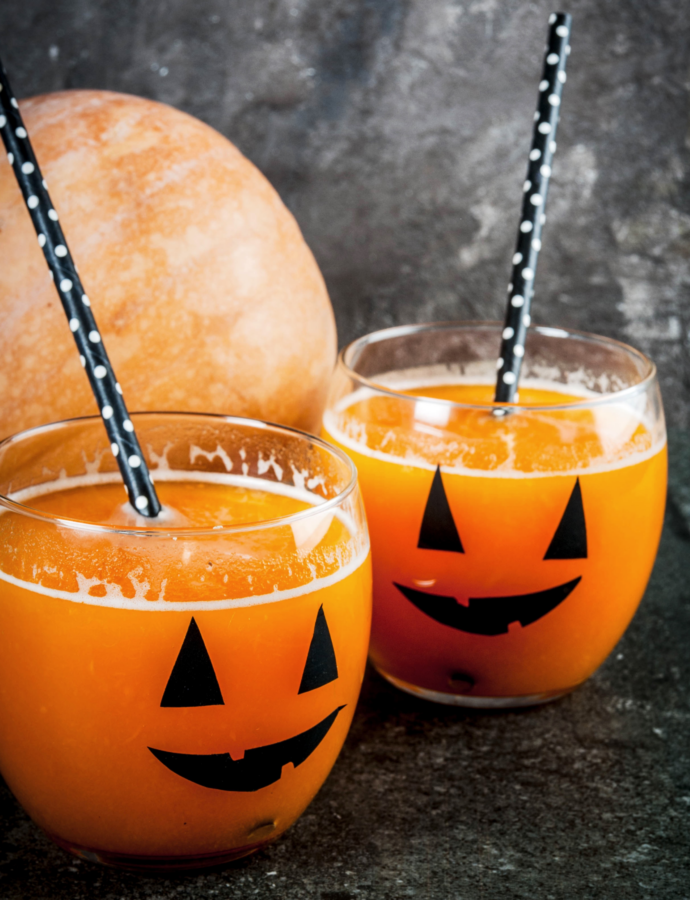 Halloween Getränk für Kinder