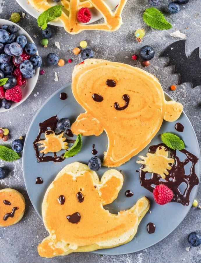 Gespenster Pfannkuchen Rezept