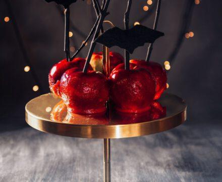 Kandierte Äpfel selber machen