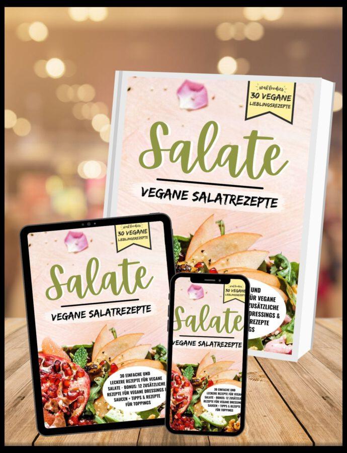 Vegane Salatrezepte: 30 vegane Lieblingsrezepte | Kochbuch